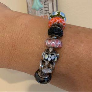 Pandora Jewelry - Bracelet with Charms